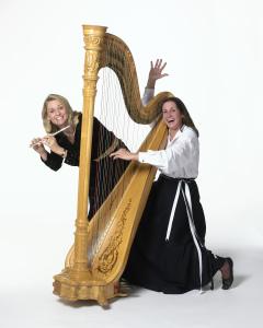 Harp & Soul (flute & harp duo)