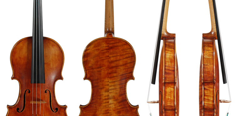VSO Violin by Douglas Cox