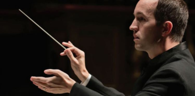 Guest Conductor Christopher James Lees