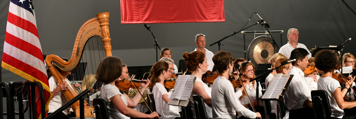 VSO Summer Festival Tour Orchestra
