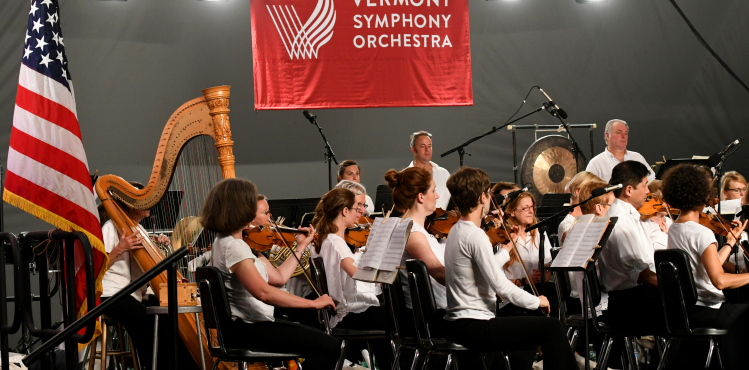 VSO Summer Festival Tour Orchestra